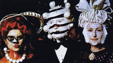 How The One Percent Get Their Party On: Rare Photos From The Rothschild Illuminati Ball In 1972