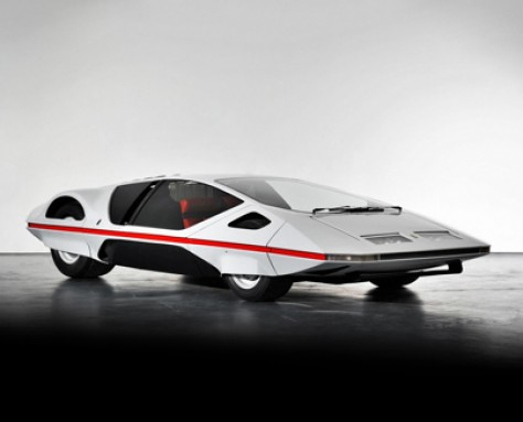 Concept Car Of The Day: The Ferrari Pininfarina Modulo