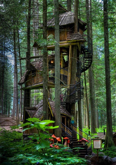 Magical: The Most Dreamlike Houses From Around The World
